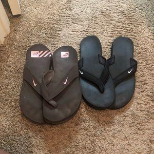 Nike Flips Flops
